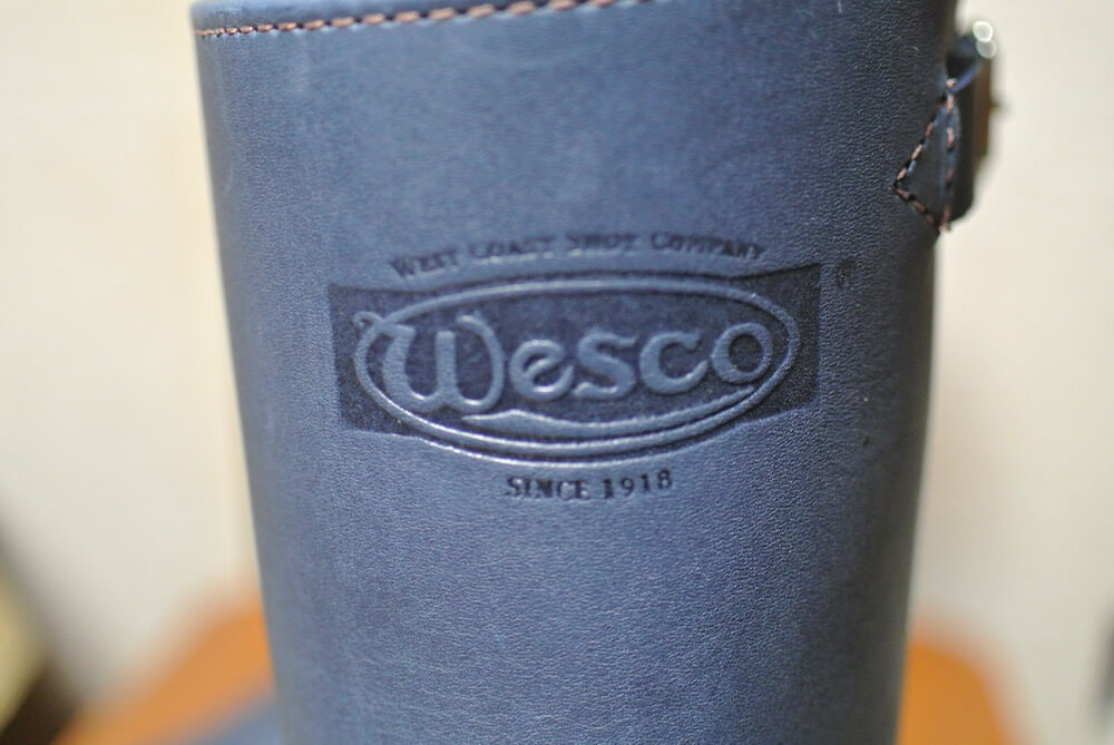 WESCO BOSS ネイビー